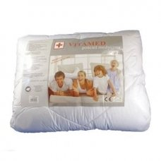 Anklodė ir pagalvė VITAMED 135x100 cm