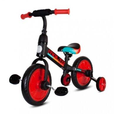 Balansinis dviratukas 3in1 MOLTO LEGGERO