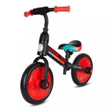 Balansinis dviratukas 3in1 MOLTO LEGGERO  6