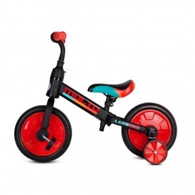 Balansinis dviratukas 3in1 MOLTO LEGGERO  2