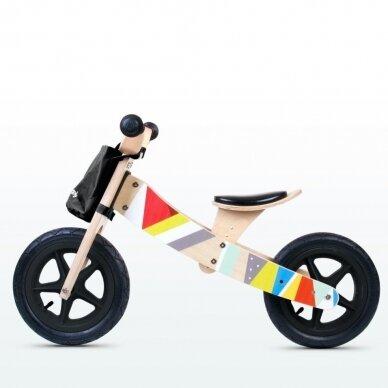 Triratukas - balansinis dviratukas 2in1 SunBaby TWIST 2