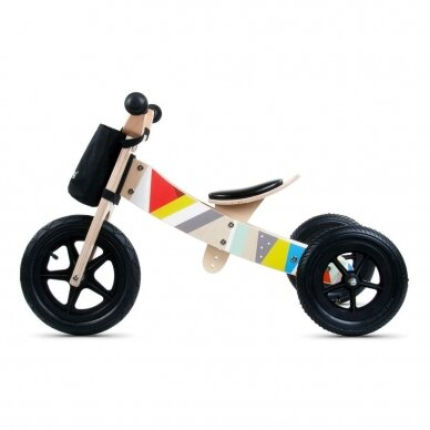 Triratukas - balansinis dviratukas 2in1 SunBaby TWIST 3