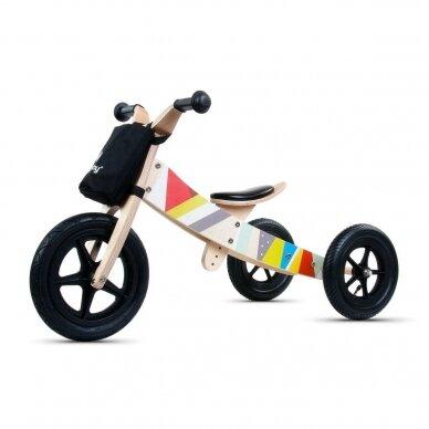Triratukas - balansinis dviratukas 2in1 SunBaby TWIST
