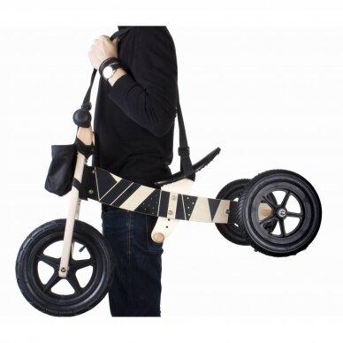 Triratukas - balansinis dviratukas 2in1 SunBaby TWIST SAMOA 2