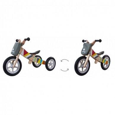 Triratukas - balansinis dviratukas 2in1 SunBaby TWIST SAMOA 5